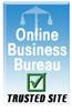 Online Business Bureau - Trusted Site