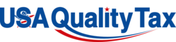 USA Quality Tax Logo
